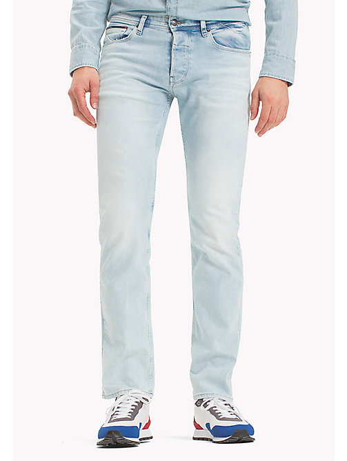TOMMY JEANS Straight Fit Jeans - RIVER LIGHT BLUE COMFORT - TOMMY JEANS MEN - main image