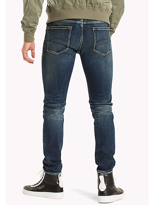 TOMMY JEANS Straight Fit Jeans - RIVER DARK BLUE COMFORT - TOMMY JEANS Kleidung - main image 1