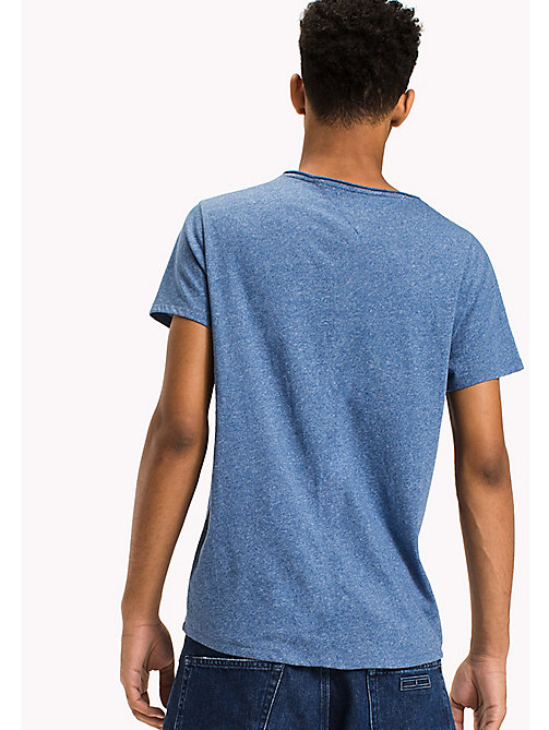 TOMMY JEANS T-shirt slim fit - BLUE HORIZON - TOMMY JEANS T-Shirts & Polos - dettaglio immagine 1