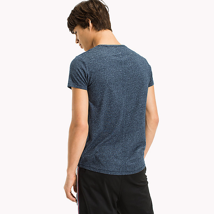 TOMMY JEANS Slim Fit T-Shirt - FOREST NIGHT? - TOMMY JEANS Kleidung - main image 1