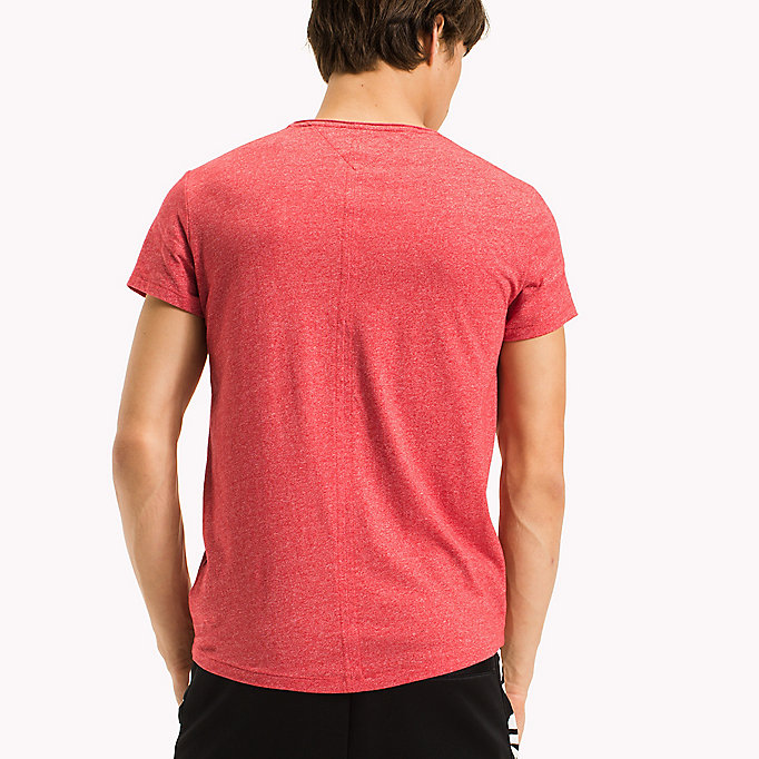 TOMMY JEANS Slim fit T-shirt - GRISAILLE - TOMMY JEANS Heren - detail image 1