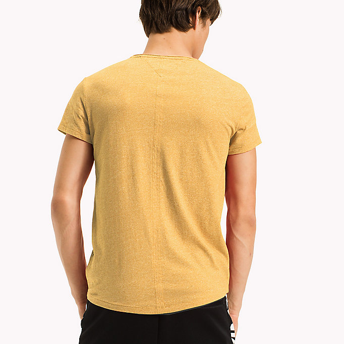 TOMMY JEANS Slim fit T-shirt - SALSA - TOMMY JEANS Heren - detail image 1