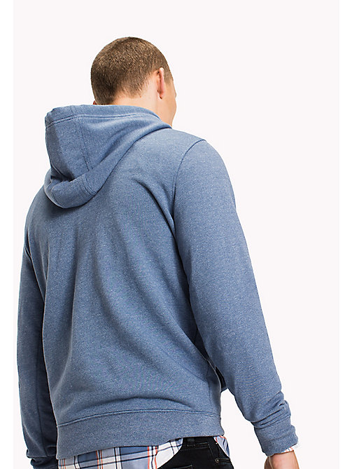 TOMMY JEANS French-Terry-Sweatshirt - BLUE HORIZON - TOMMY JEANS HERREN - main image 1