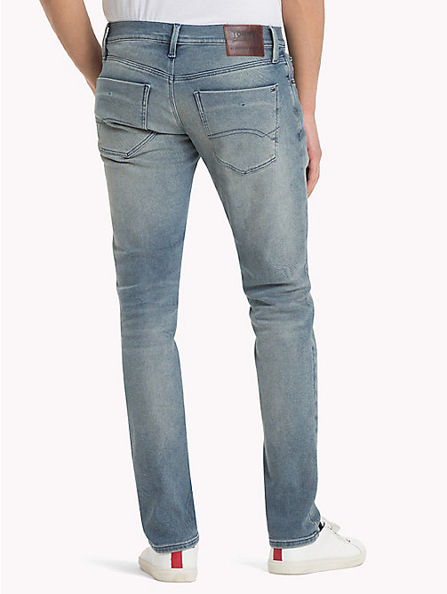 TOMMY JEANS Jeans vestibilità slim - DYNAMIC TYLOR LIGHT BLUE STRETCH - TOMMY JEANS Jeans - dettaglio immagine 1