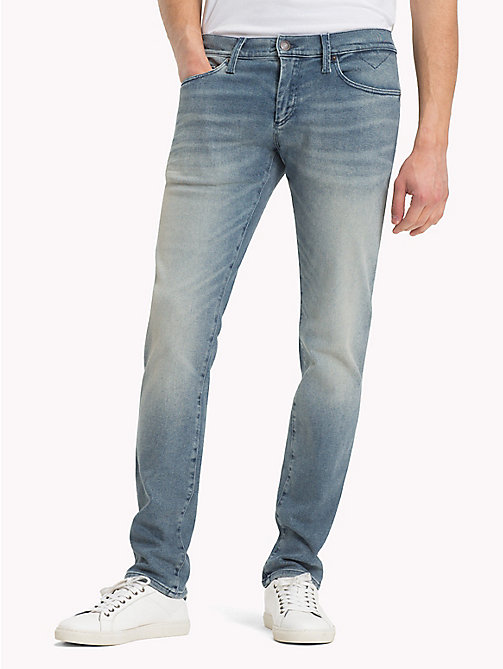 TOMMY JEANS Slim Fit Jeans - DYNAMIC TYLOR LIGHT BLUE STRETCH - TOMMY JEANS Jeans - main image