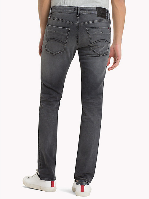 TOMMY JEANS Slim Fit Jeans - DYNAMIC POLK BLACK STRETCH - TOMMY JEANS Jeans - main image 1