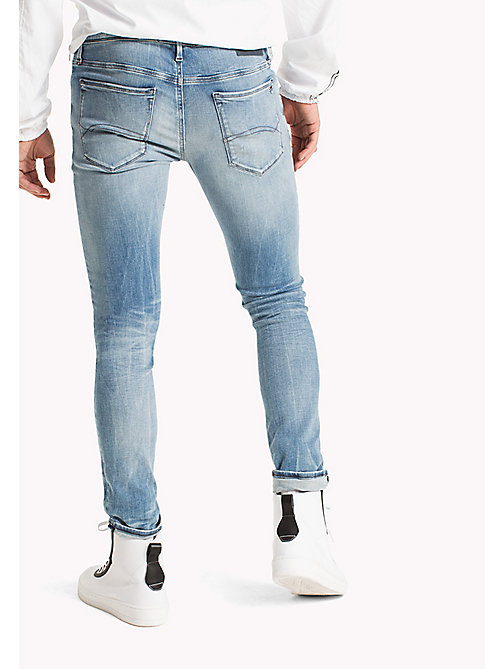 TOMMY JEANS Jeans stretch skinny - DYNAMIC ALISON LIGHT BLUE STRETCH - TOMMY JEANS TOMMY JEANS UOMINI - dettaglio immagine 1