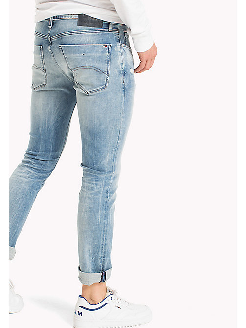 TOMMY JEANS Dynamische Slim Fit Jeans mit Stretch - DYNAMIC ALISON LIGHT BLUE STRETCH - TOMMY JEANS Jeans - main image 1