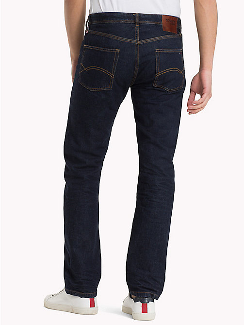 TOMMY JEANS Straight Fit Jeans - TOMMY SELVEDGE RIIGD RINSE - TOMMY JEANS Jeans - detail image 1