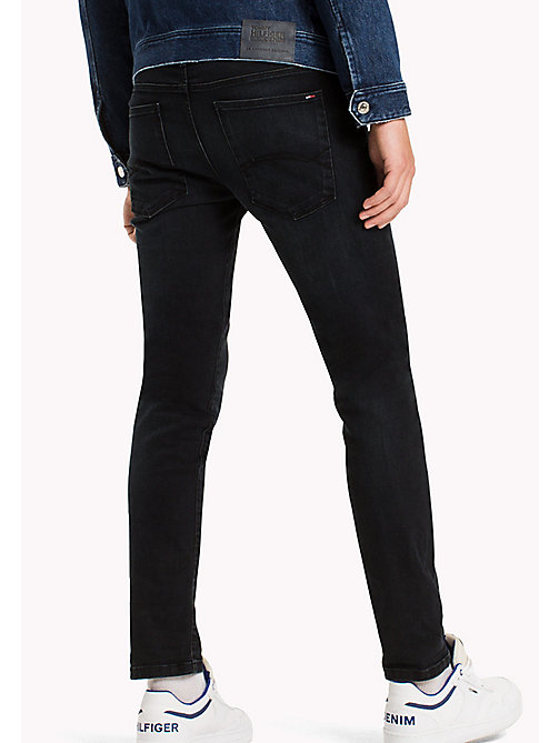 TOMMY JEANS Jeans vestibilità skinny - COBBLE BLACK COMFORT - TOMMY JEANS Jeans - dettaglio immagine 1
