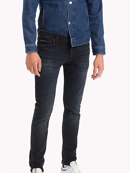 TOMMY JEANS Jean skinny fit - COBBLE BLACK COMFORT - TOMMY JEANS Jeans - image principale