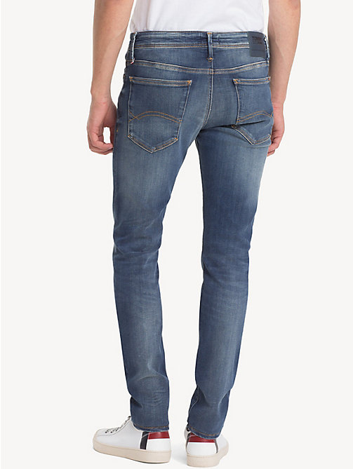 TOMMY JEANS Skinny Fit Denim Jeans - DYNAMIC TRUE MID STRETCH - TOMMY JEANS Skinny Jeans - detail image 1