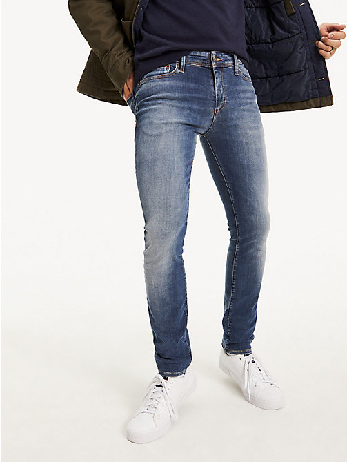 TOMMY JEANS Skinny Fit Denim Jeans - DYNAMIC TRUE MID STRETCH - TOMMY JEANS Basics - main image