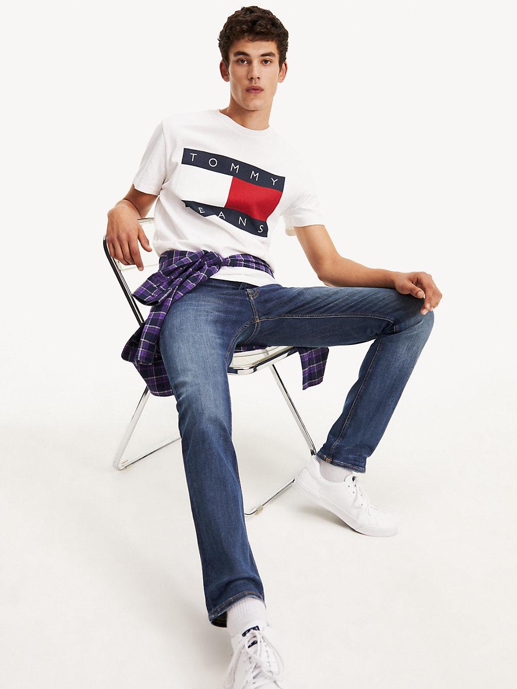 Tommy Hilfiger - Slim Stretch Denim Jeans - 2