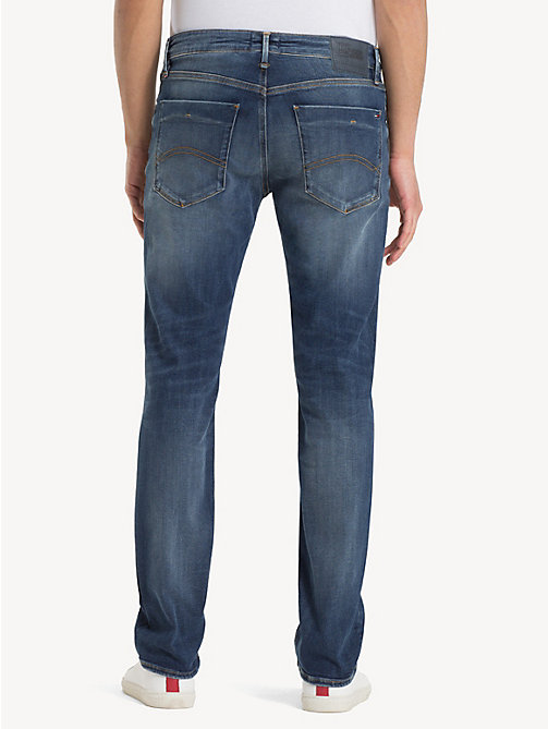 TOMMY JEANS Slim Fit Jeans mit Stretch-Denim - DYNAMIC TRUE MID STRETCH - TOMMY JEANS Basics - main image 1