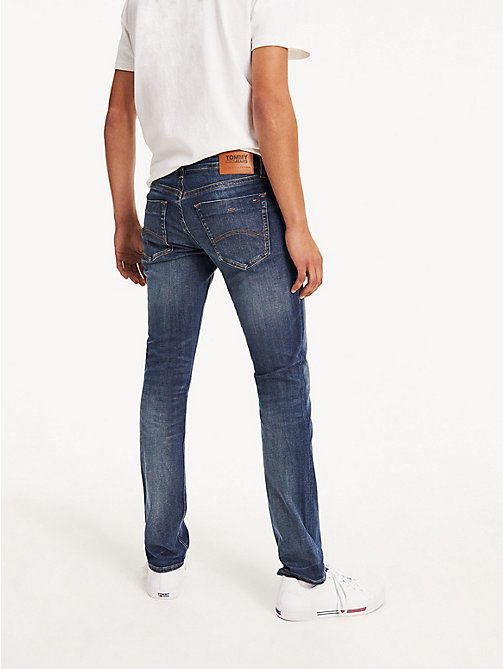TOMMY JEANS Slim Stretch Denim Jeans - DYNAMIC TRUE MID STRETCH - TOMMY JEANS Slim Fit Jeans - detail image 1
