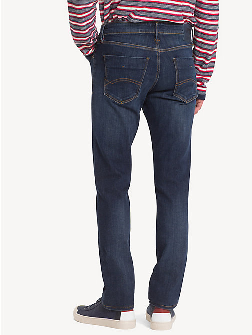 TOMMY JEANS Jean extensible coupe slim - DYNAMIC TRUE DARK STRETCH - TOMMY JEANS Jeans Slim - image détaillée 1