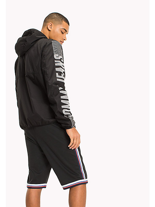 TOMMY JEANS Anorak aus Recycling-Polyester - TOMMY BLACK -  Sustainable Evolution - main image 1