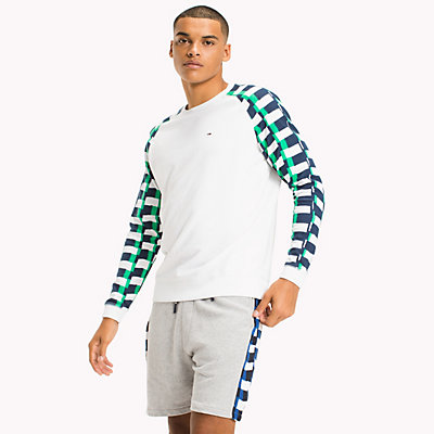 TOMMY JEANS  - CLASSIC WHITE / CHECKER -   - main image