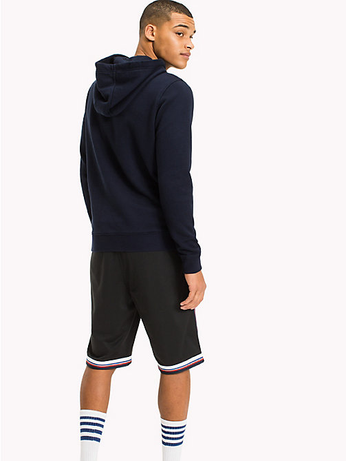 TOMMY JEANS Regular Fit Hoodie - BLACK IRIS - TOMMY JEANS HERREN - main image 1