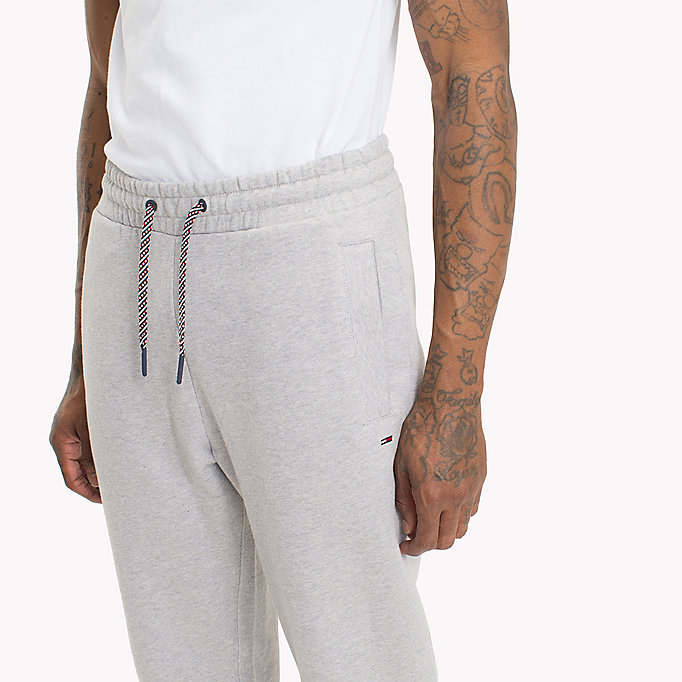 TOMMY JEANS Regular Fit Sweatpants - BLACK IRIS - TOMMY JEANS Men - detail image 3