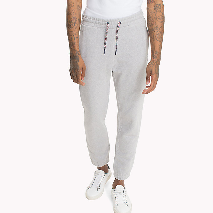 TOMMY JEANS Regular Fit Sweatpants - BLACK IRIS - TOMMY JEANS Clothing - main image