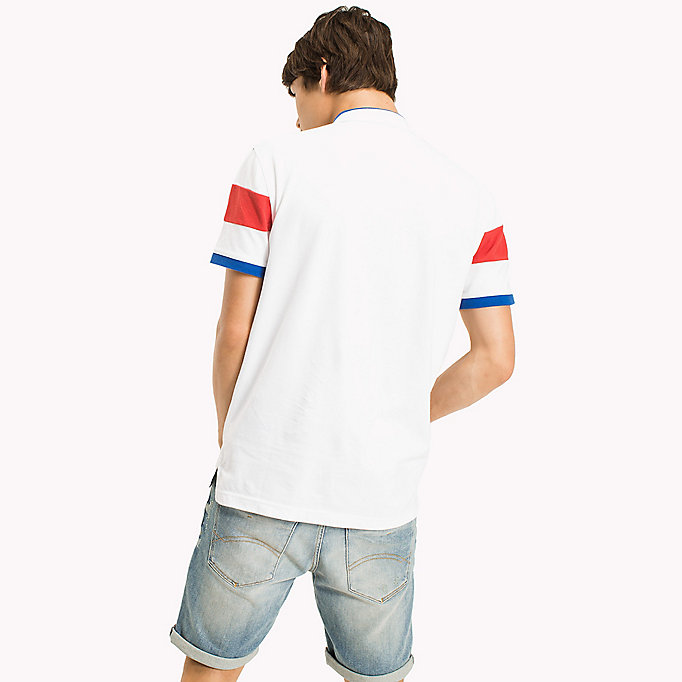 TOMMY JEANS Relaxed Fit Poloshirt - NAUTICAL BLUE - TOMMY JEANS Herren - main image 1