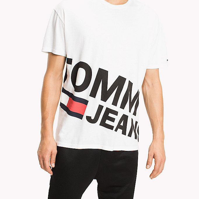 TOMMY JEANS Relaxed Fit T-Shirt - TOMMY BLACK - TOMMY JEANS Clothing - detail image 2