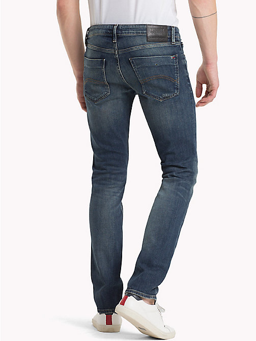 TOMMY JEANS Slim Fit Jeans - NEW ARMY MID BLUE COMFORT - TOMMY JEANS Clothing - detail image 1