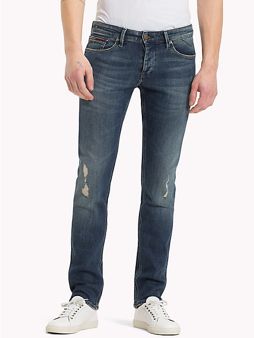 TOMMY JEANS Slim Fit Jeans - NEW ARMY MID BLUE COMFORT - TOMMY JEANS Jeans - main image