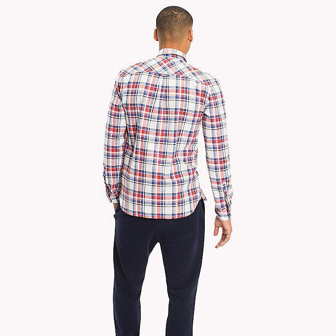 Kariertes Regular Fit Hemd