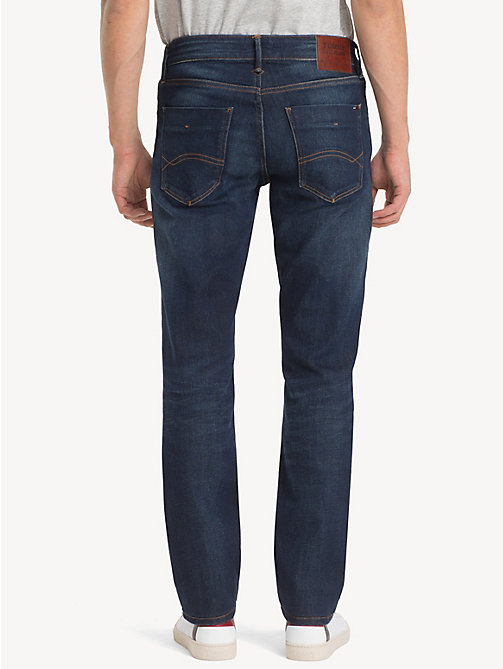 TOMMY JEANS Stretch Slim Fit Denim Jeans - DARK COMFORT - TOMMY JEANS Clothing - detail image 1