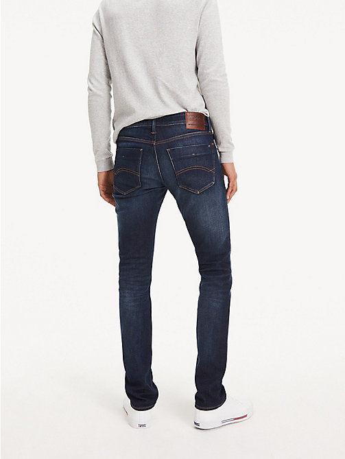 TOMMY JEANS Stretch Slim Fit Denim Jeans - DARK COMFORT - TOMMY JEANS Basics - detail image 1
