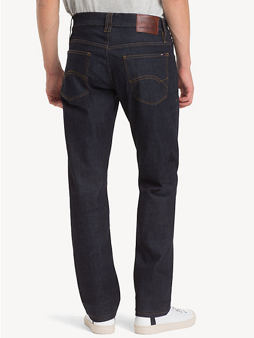 TOMMY JEANS Straight Fit Jeans - RINSE COMFORT - TOMMY JEANS MEN - detail image 1