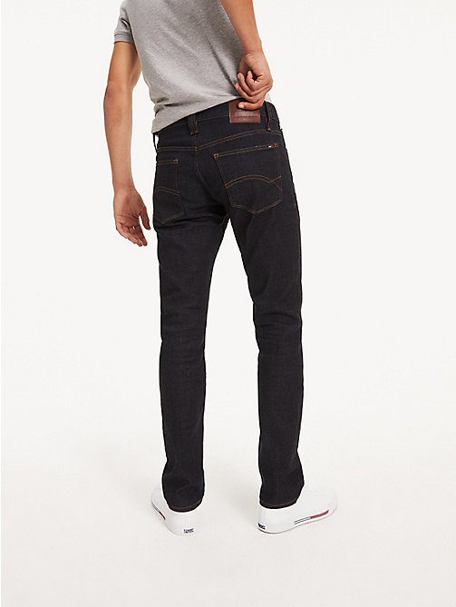 TOMMY JEANS Smart Straight Leg Jeans - RINSE COMFORT - TOMMY JEANS Straight Fit Jeans - detail image 1