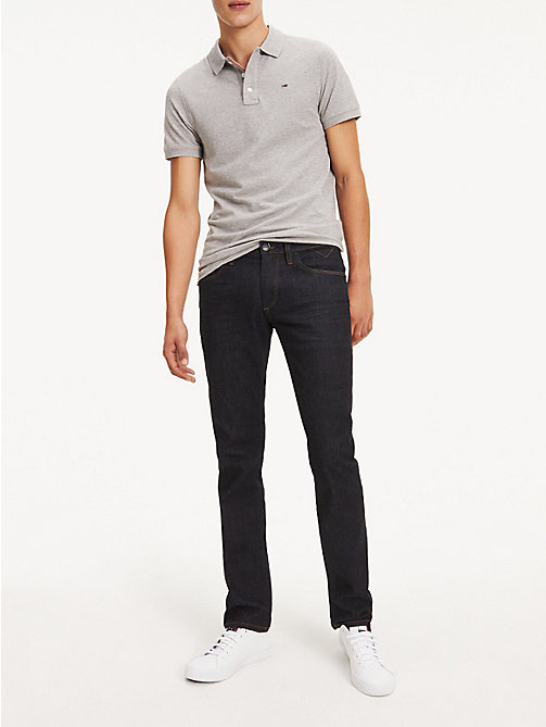 TOMMY JEANS Straight Fit Jeans - RINSE COMFORT - TOMMY JEANS MEN - main image