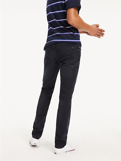 TOMMY JEANS Slim Fit Jeans - COBBLE BLACK COMFORT - TOMMY JEANS Jeans - main image 1
