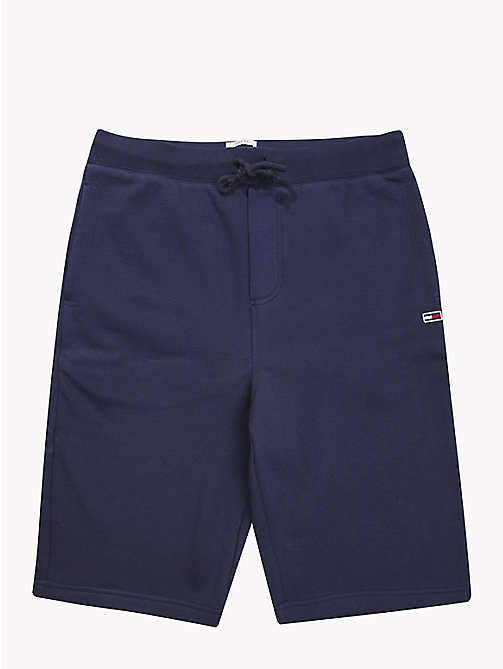 TOMMY JEANS Tommy Classics Sweat Shorts - BLACK IRIS - TOMMY JEANS Trousers & Shorts - detail image 1