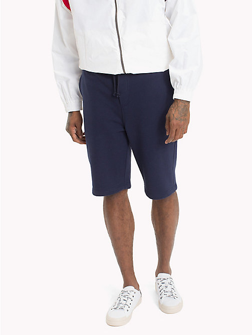 TOMMY JEANS Tommy Classics Sweat Shorts - BLACK IRIS - TOMMY JEANS Trousers & Shorts - main image
