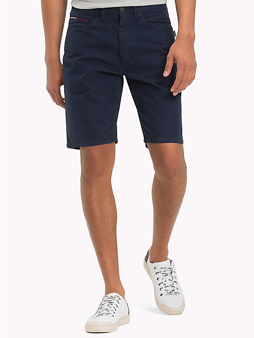 TOMMY JEANS Denim Shorts - BLACK IRIS - TOMMY JEANS Trousers & Shorts - main image