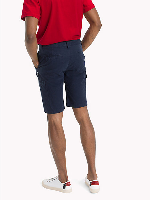 TOMMY JEANS Cargo Shorts - BLACK IRIS - TOMMY JEANS Trousers & Shorts - detail image 1