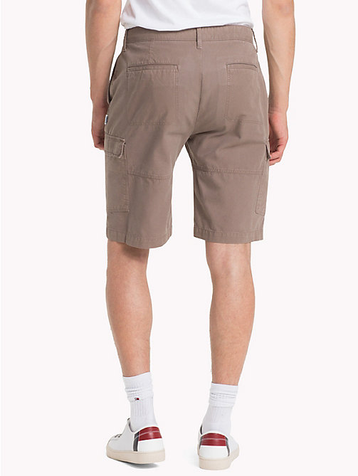 TOMMY JEANS Cargo Shorts - WALNUT - TOMMY JEANS Trousers & Shorts - detail image 1