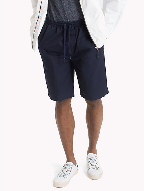 TOMMY JEANS Relaxed Fit Shorts - BLACK IRIS -  Trousers & Shorts - main image