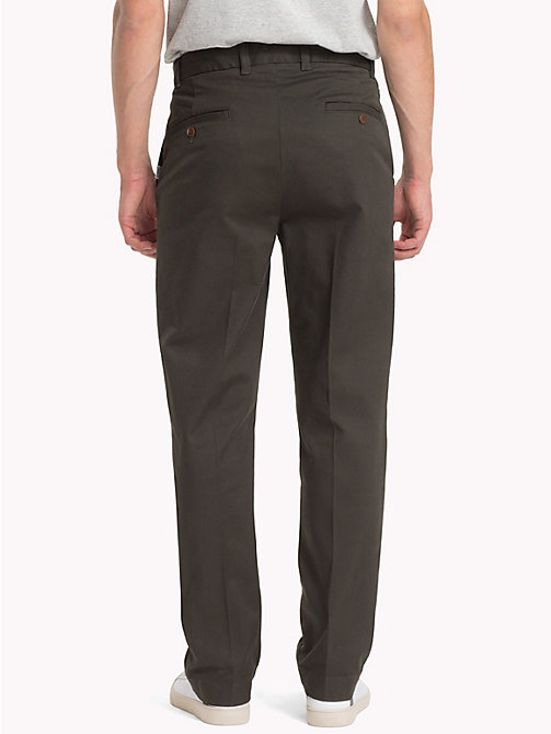 TOMMY JEANS Tommy Classics' Relaxed Fit Chinos - ROSIN - TOMMY JEANS Trousers & Shorts - detail image 1