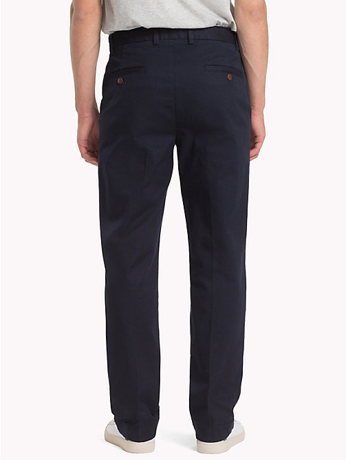 TOMMY JEANS Tommy Classics' Relaxed Fit Chinos - NAVY BLAZER - TOMMY JEANS Trousers & Shorts - detail image 1