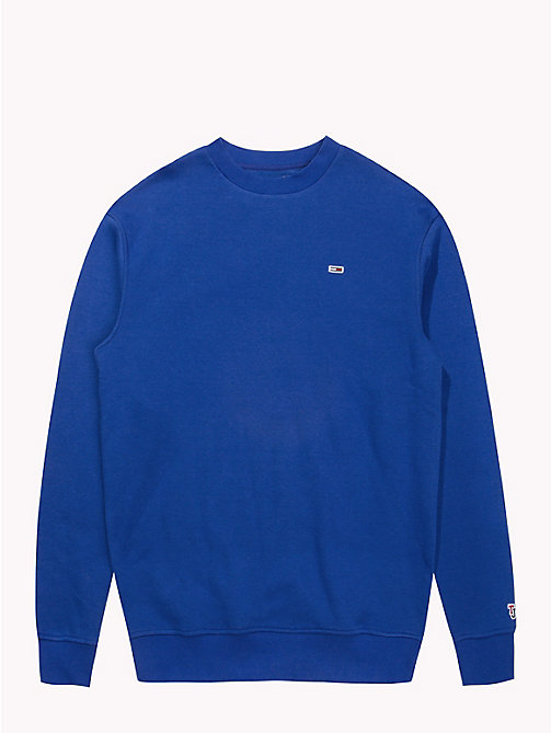 TOMMY JEANS Tommy Classics Sweatshirt - SURF THE WEB - TOMMY JEANS Trainingsanzüge - main image 1