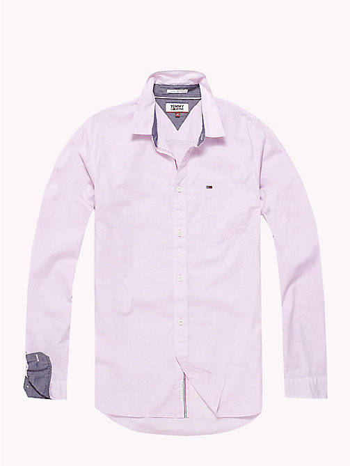 TOMMY JEANS Essential Smart Shirt - BODACIOUS -  Shirts - detail image 1