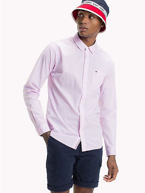 TOMMY JEANS Essential Smart Shirt - BODACIOUS -  Shirts - main image