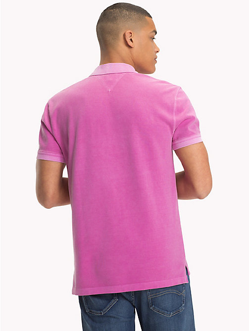 TOMMY JEANS Regular fit polo - BODACIOUS - TOMMY JEANS T-Shirts &  Polo's - detail image 1