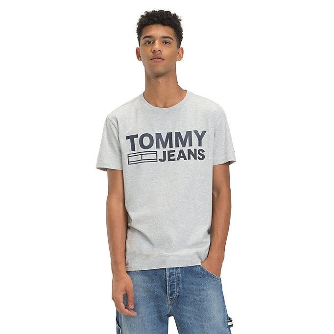 Camiseta de algodón orgánico con logo  14a74df2abb